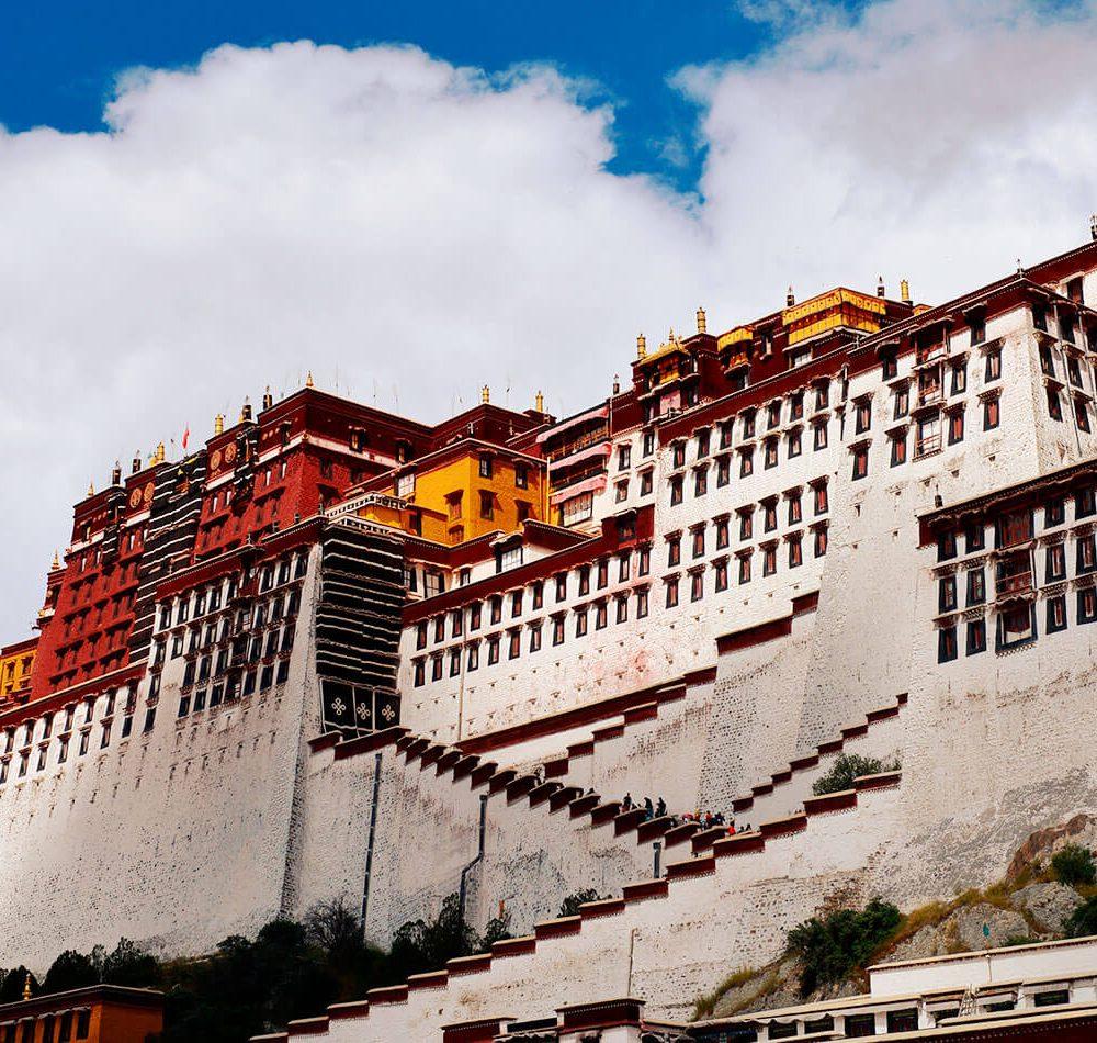 Extensión Tibet China Autentica
